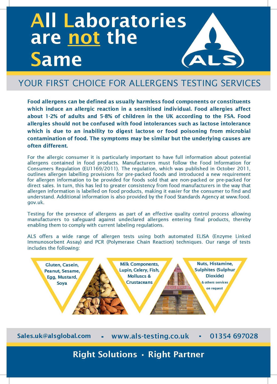 Allergens 3