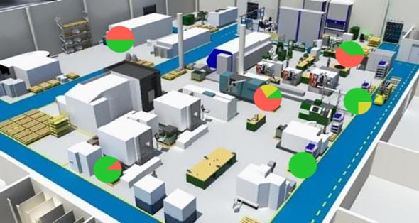 VisuALSs factory floor