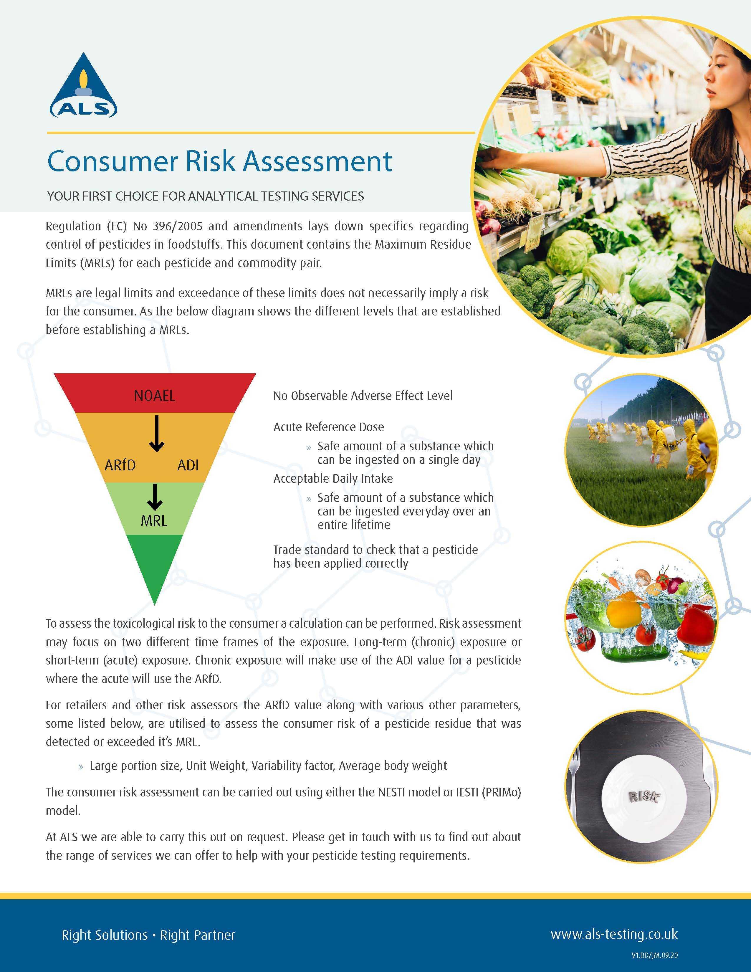 Consumer risk