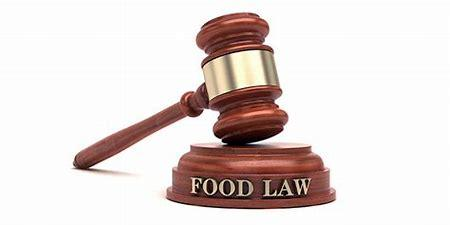 Food Law hammer ALS