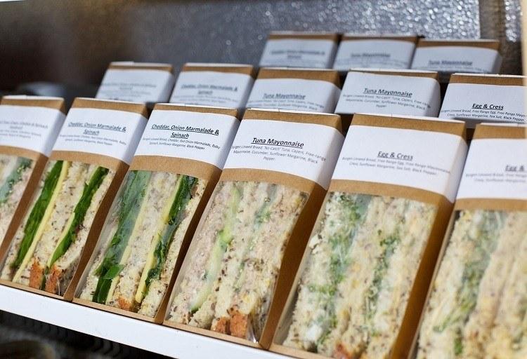 ALS FOOD TESTING SANDWICH