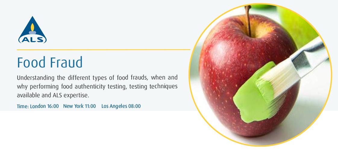 Food fraud header