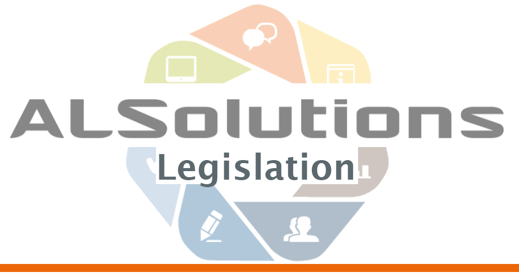 Legislation header - main page