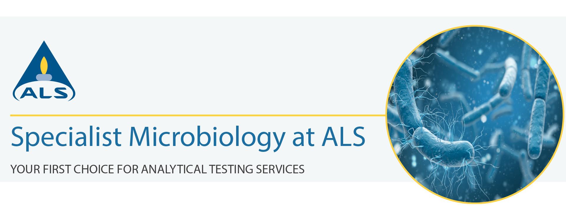 ALS MICROBIOLOGY